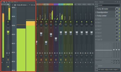 dBMeter-na-master-kanale-v-FL-Studio.png
