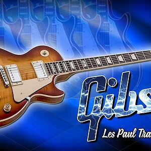 Обзор электрогитары GIBSON Les Paul Traditional 2016
