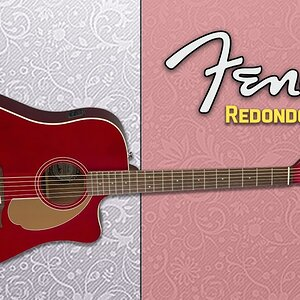 Обзор электрогитары FENDER Redondo Player